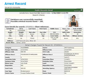ga public records search for free